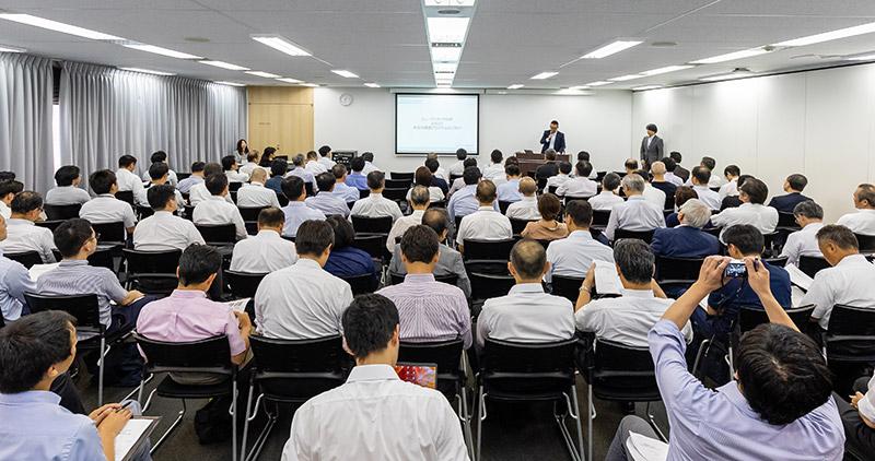 「建設業界のための、生産性向上・働き方改革ソリューションセミナー」開催レポート
